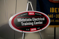 Midstate Electrical Training Graduation